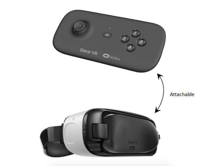 Un nouveau Gear VR avec un contrôleur dédié pour accompagner le Galaxy S8 ?