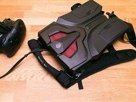 Kit réalité virtuelle MSI VR One