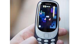 Nokia 3310 où l'opération de com' qui se mord la queue