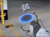 Microsoft Hololens : un développeur joue à Portal dans la vraie vie