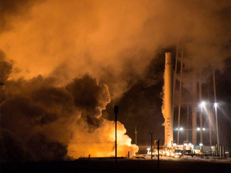 SpaceX franchit un nouveau cap vers des fusées réutilisables