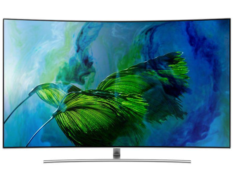 Test : TV Qled Samsung Q8C