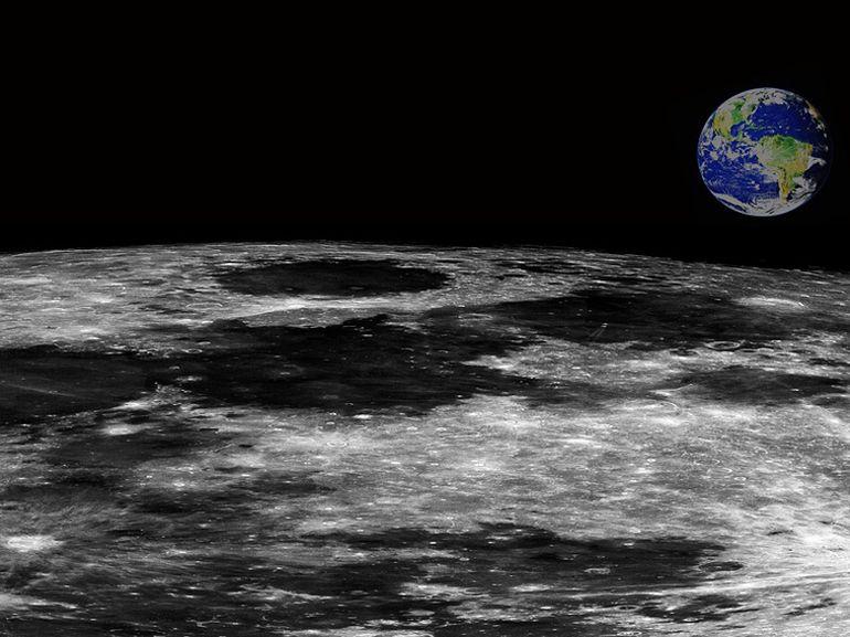 La Chine s'intéresse à la face cachée de la Lune