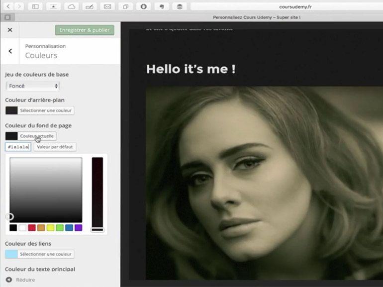 Formation création de site avec Wordpress : 6 heures de vidéo à 19€