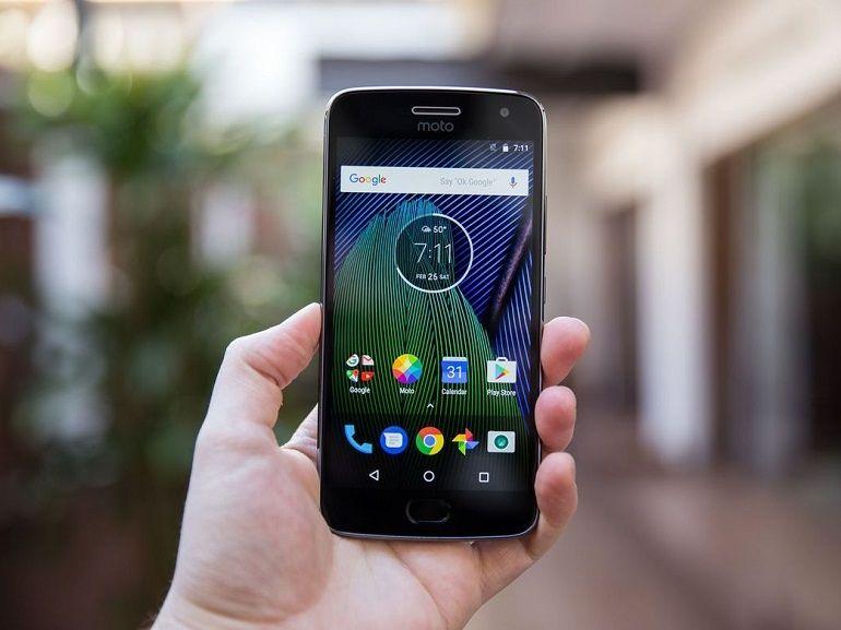 Bon plan : Motorola Moto G5 Plus à 230€ sur Amazon