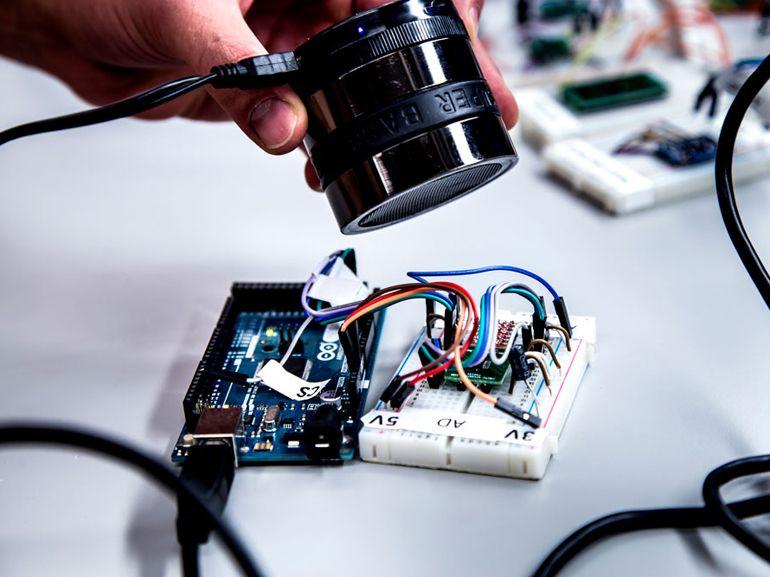 Pirater un accéléromètre avec du son, c'est possible et ça coûte 5 dollars