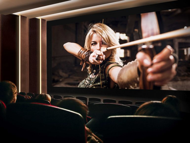 Cinema Screen : Samsung s'attaque aux salles de cinéma avec un écran 4K de 10m