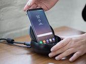 Avec le dock DeX Samsung transforme le Galaxy S8 en PC de bureau