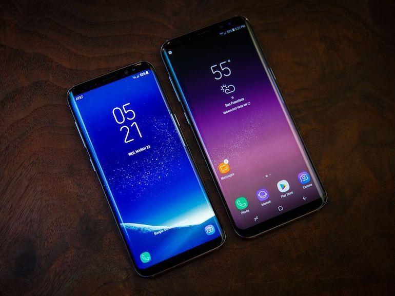 Samsung Galaxy S8 et S8+ : des précommandes record avant la sortie