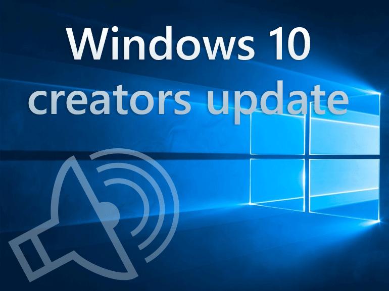Windows 10 : Microsoft diffusera le 11 avril prochain la Creators Update sur PC