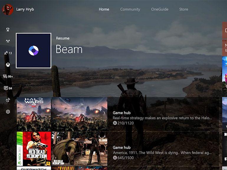 Xbox One : les nouveautés de Creators Update en cours de diffusion