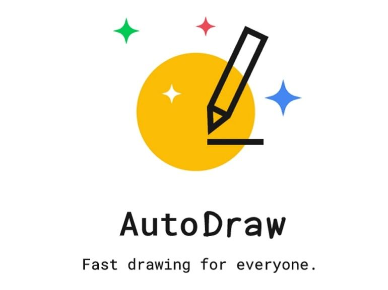 Google AutoDraw, l'intelligence artificielle qui améliore vos dessins