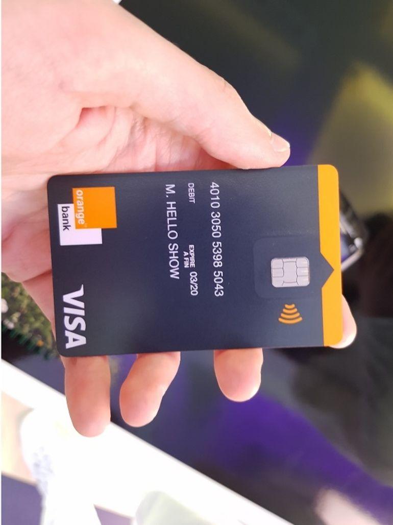 Orange Bank se lance officiellement en France
