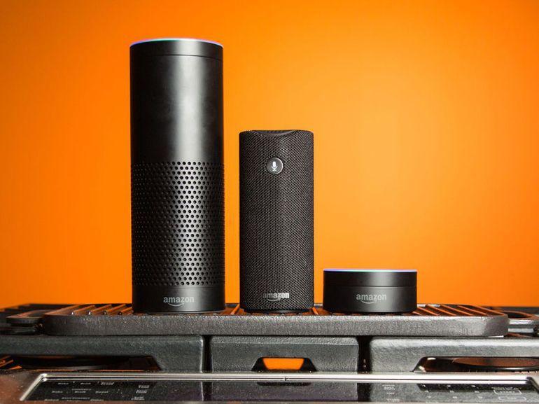 Amazon Echo : une version dotée d'un écran dans les tuyaux ?