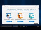 Windows 10 : la mise à jour Creators Update est disponible pour tous les PC