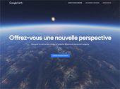 Google Earth : une nouvelle version dopée à l'IA aux airs de guide touristique
