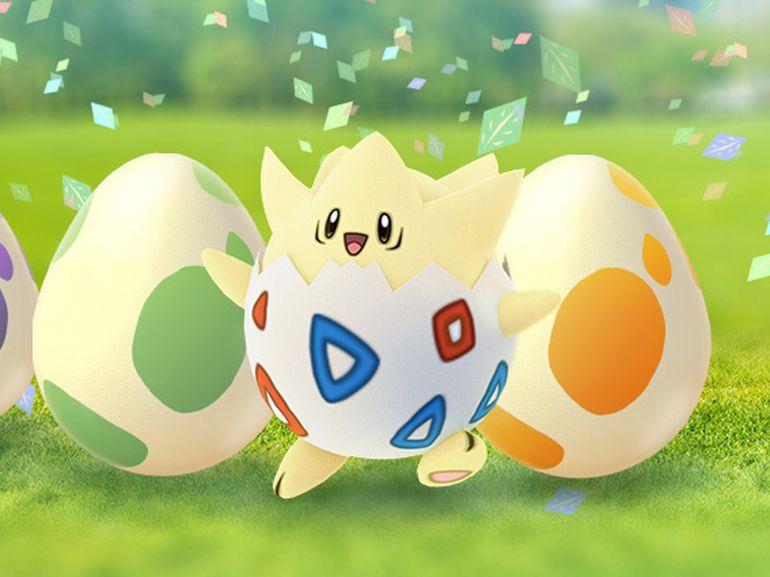 Pokémon Go : pour Pâques, Niantic lance un « Festival des œufs »