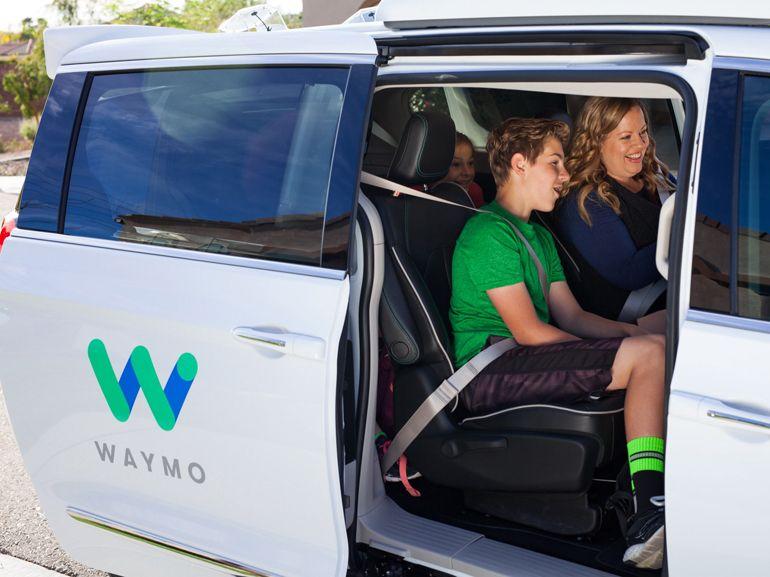 Lift, le principal concurrent d'Uber se positionne sur la voiture autonome