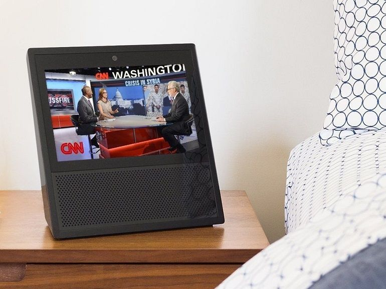 Amazon Echo Show est un Amazon Echo, l'écran en plus