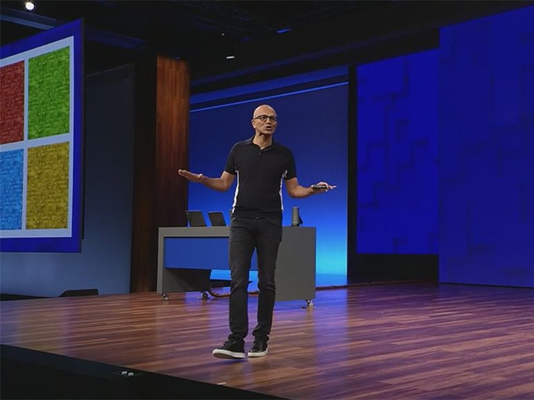 Microsoft Build 2017 : un demi-milliard de machines sous Windows 10