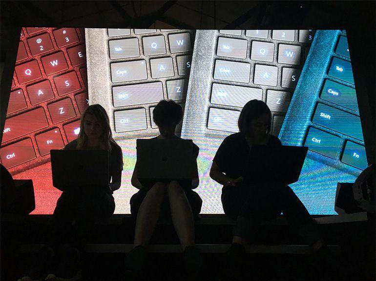 Surface Pro : un clavier différent dans la nouvelle édition
