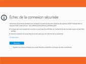 Firefox : une erreur bloque l'accès à certains services Microsoft