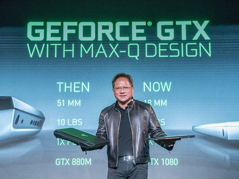"""Max-Q : Nvidia ouvre la porte à des PC portables """"gaming"""" vraiment portables"""