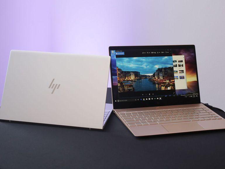 Envy 13, 17, x360 et Spectre X2 : de nouveaux PC portables HP pour l'été 2017