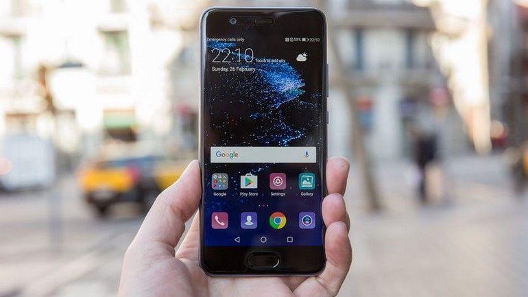 """Le Huawei P20 se montrerait avec un """"notch"""" comme l'iPhone X"""