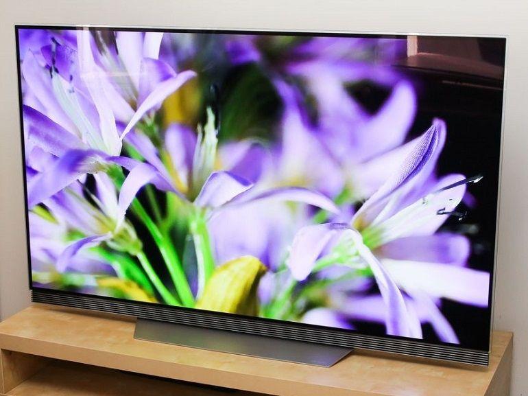Test du LG OLED 65 E7, une TV 4K à la qualité d'image saisissante