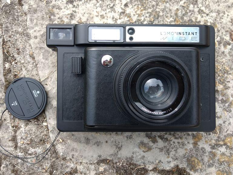 Lomography Lomo'Instant Wide : Test d'un appareil photo instantané pour les créatifs expérimentés