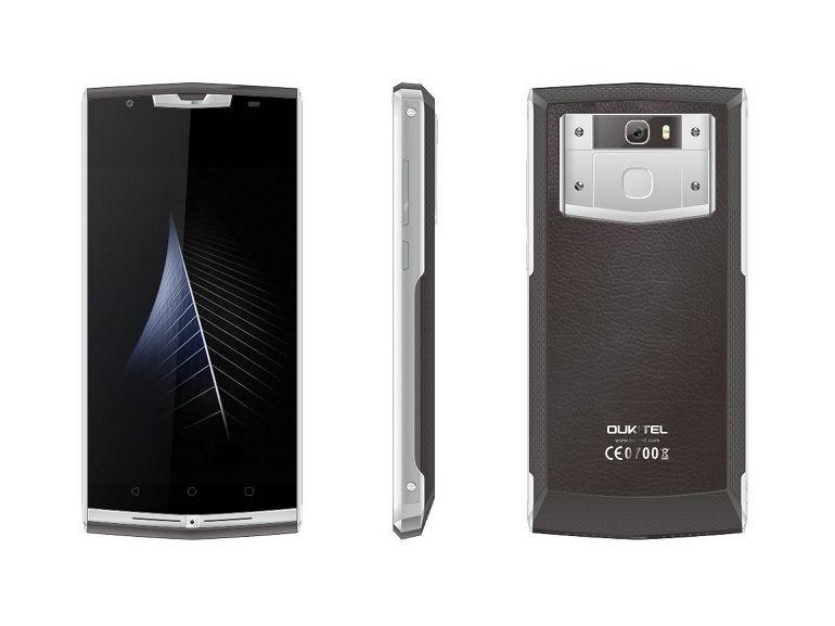 Le fabricant Oukitel dévoile un smartphone doté d'une batterie de 10.000 mAh