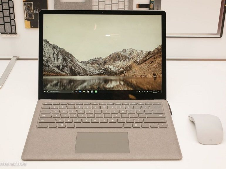 Microsoft Surface Laptop, la prise en main