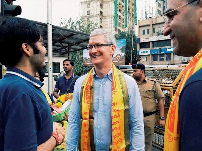 Apple a lancé la fabrication d'iPhone SE en Inde