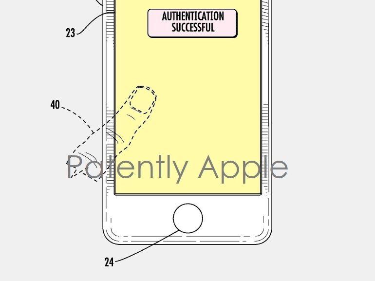 iPhone 8 : Apple dépose des brevets pour un écran sans bordure et un capteur d'empreintes sous l'écran