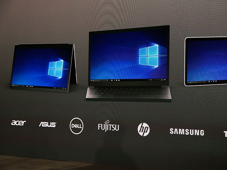 Windows 10 S : une version allégée pour des PC à 189 dollars
