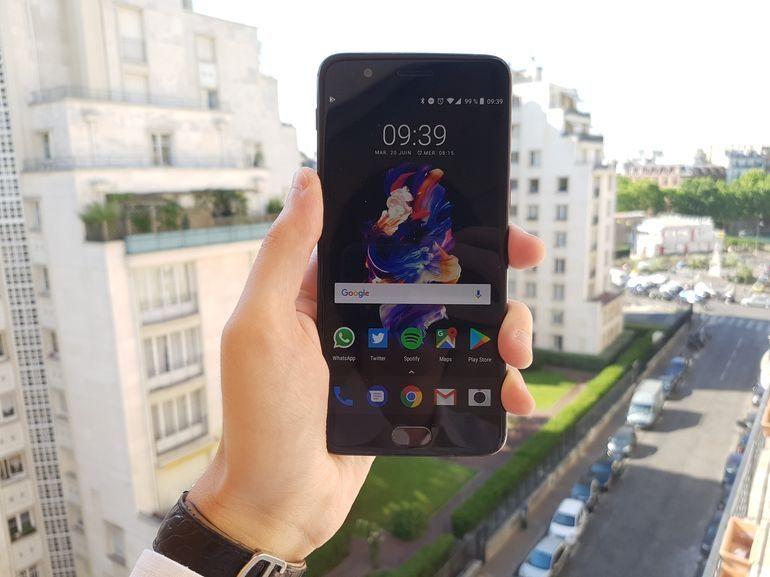 Test OnePlus 5 : parfait, sauf là où on l'attendait le plus