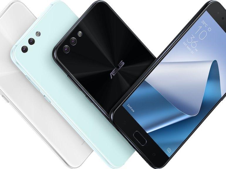 Asus annonce ses Zenfone 4 en Europe