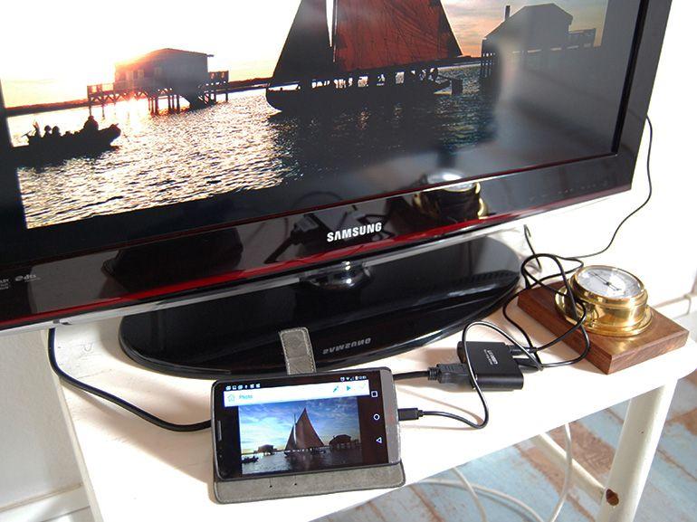 Test adaptateur USB vers HDMI/VGA Ugreen à emmener en vacances