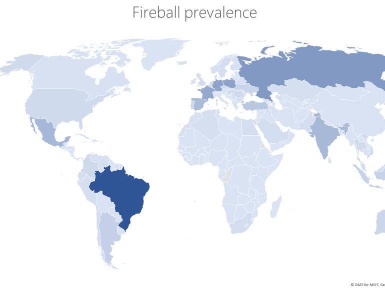 Fireball : le malware sévit depuis 2015 et a infecté des millions de machines