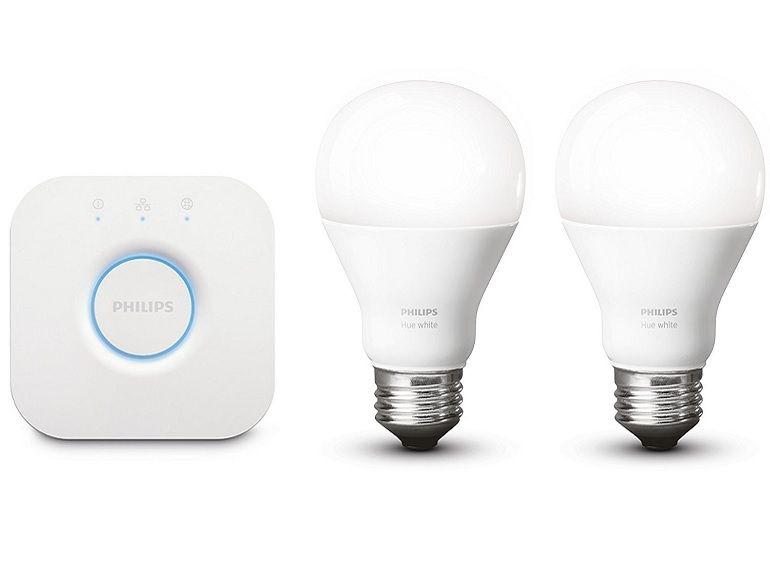 Bon plan : pack 3 ampoules connectées Philips HUE + pont à 59€ au lieu de 89 sur Amazon