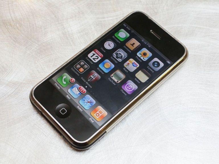Un ancien d'Apple dévoile deux prototypes du premier iPhone
