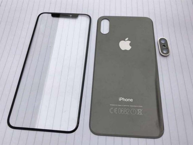 iPhone 8 : et maintenant les façades avant et arrière ? [MAJ]