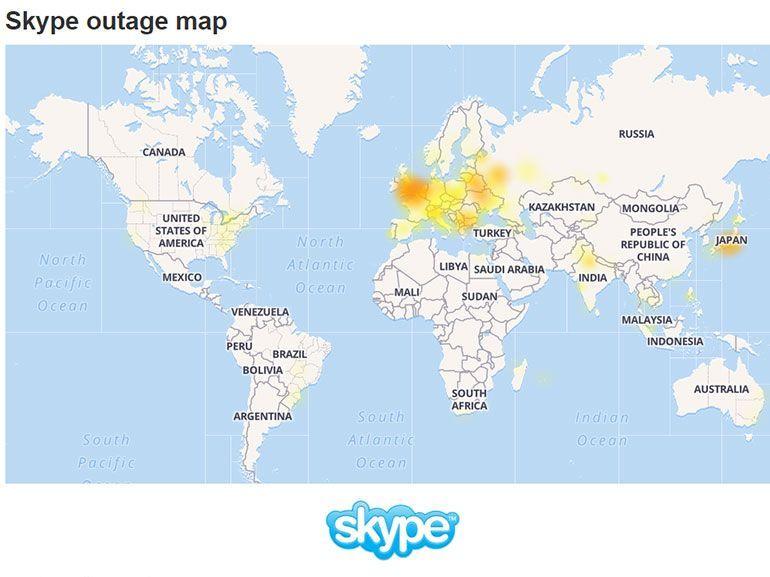 Les hackers à l'origine de la panne Skype veulent s'en prendre à Steam