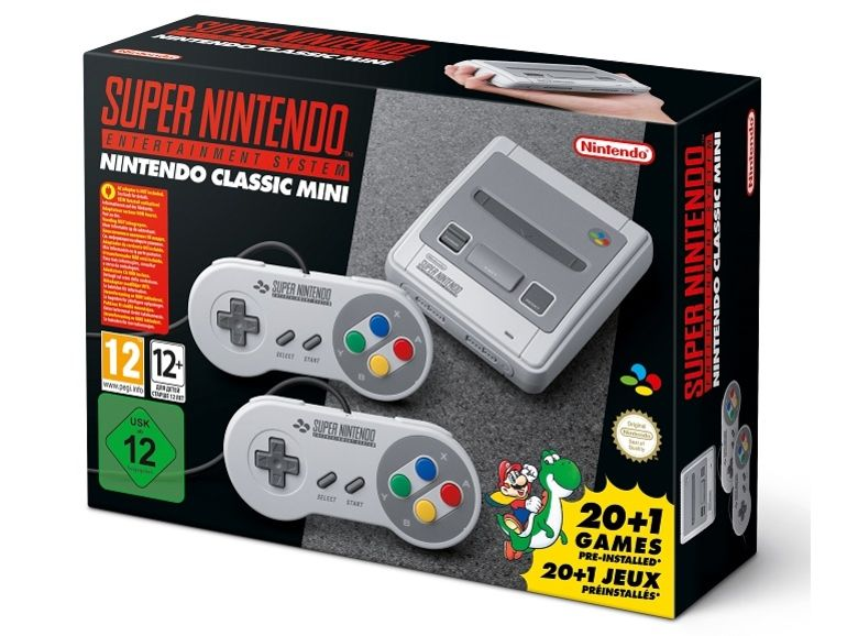 French Days : la Nintendo Super NES Classic Mini est à 69,99€ sur Amazon