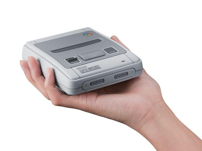 Nintendo : les SNES Classic Mini et NES Classic Mini partagent les mêmes composants