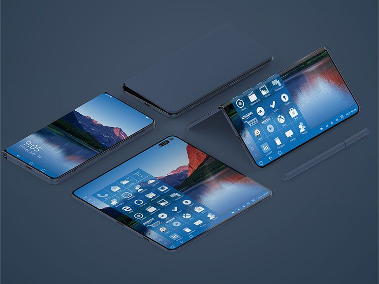 Surface Note : quand un designer imagine le nouveau mobile Microsoft