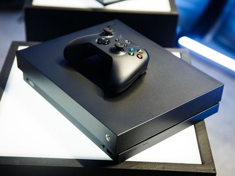 Xbox One X vs Xbox One S et PS4 Pro : le match des specs'