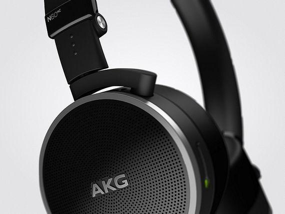 Casque sans fil AKG N60NC Wireless