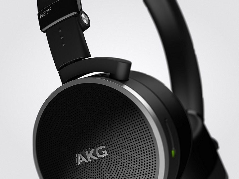 Casque sans fil AKG N60NC Wireless
